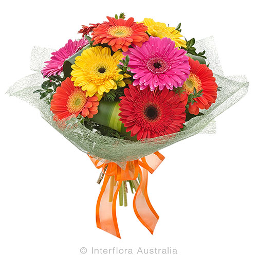 Colourful flower bouquet to make your day