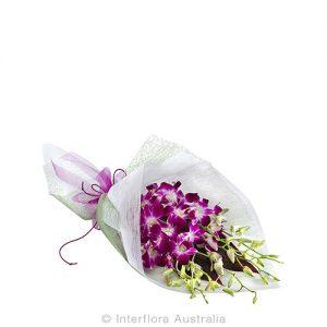 Tropical orchid bouquet